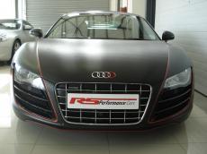 2009 Audi R8 5.2 FSI V10 quattro R tronic - Front