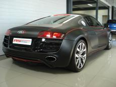 2009 Audi R8 5.2 FSI V10 quattro R tronic - Rear 3/4