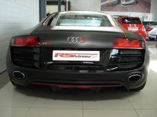 2009 Audi R8 5.2 FSI V10 quattro R tronic - Rear