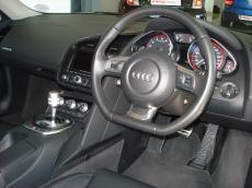 2009 Audi R8 5.2 FSI V10 quattro R tronic - Interior
