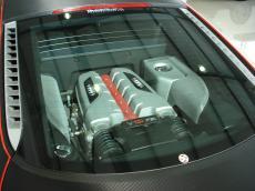 2009 Audi R8 5.2 FSI V10 quattro R tronic - Engine