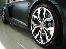 2009 Audi R8 5.2 FSI V10 quattro R tronic - Detail