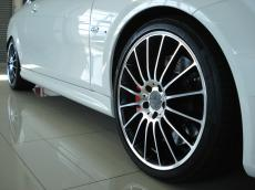 2011 Mercedes-Benz C63 AMG Coupe - Detail