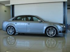 2007 Audi RS4 quattro Sedan - Side
