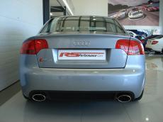 2007 Audi RS4 quattro Sedan - Rear
