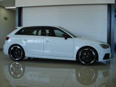 2016 Audi RS3 Sportback - Side