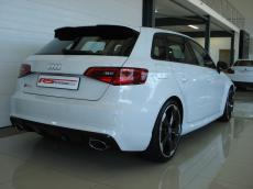 2016 Audi RS3 Sportback - Rear 3/4