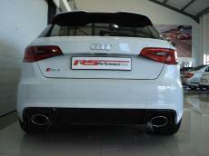 2016 Audi RS3 Sportback - Rear