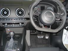 2016 Audi RS3 Sportback - Interior