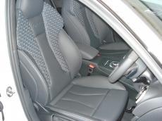 2016 Audi RS3 Sportback - Seats