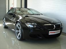 2009 BMW M6 Convertible (E64)