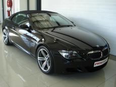 2009 BMW M6 Convertible (E64) - Front 3/4
