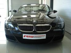 2009 BMW M6 Convertible (E64) - Front