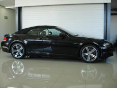 2009 BMW M6 Convertible (E64) - Side