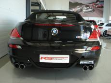 2009 BMW M6 Convertible (E64) - Rear