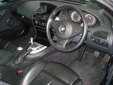 2009 BMW M6 Convertible (E64) - Interior