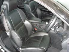2009 BMW M6 Convertible (E64) - Seats