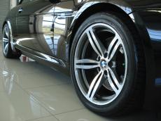 2009 BMW M6 Convertible (E64) - Detail