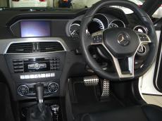 2012 Mercedes-Benz C63 AMG - Interior