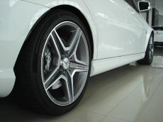 2012 Mercedes-Benz C63 AMG - Detail