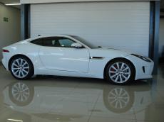 2014 Jaguar F-Type S 3.0 V6 Coupe - Side