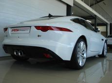 2014 Jaguar F-Type S 3.0 V6 Coupe - Rear 3/4