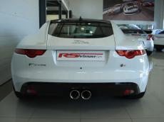 2014 Jaguar F-Type S 3.0 V6 Coupe - Rear