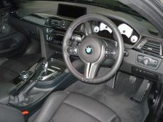 2015 BMW M4 Coupe M-DCT - Interior