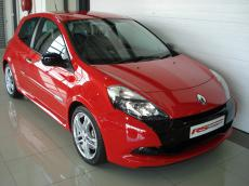 2010 Renault Clio RS 200 - Front 3/4
