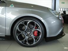 2013 Alfa Romeo Giulietta 1750 TBi QV - Detail