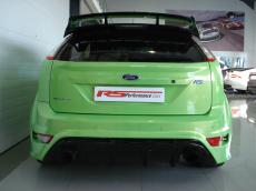2011 Ford Focus RS - Rear