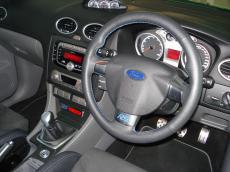 2011 Ford Focus RS - Interior