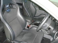 2011 Ford Focus RS - Seats