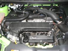 2011 Ford Focus RS - Engine