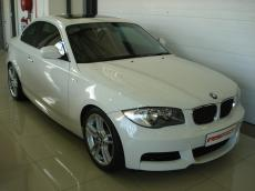 2010 BMW 135i Coupe M-Sport DCT - Front 3/4