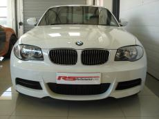 2010 BMW 135i Coupe M-Sport DCT - Front