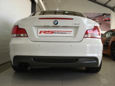 2010 BMW 135i Coupe M-Sport DCT - Rear