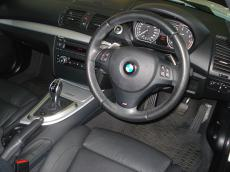 2010 BMW 135i Coupe M-Sport DCT - Interior