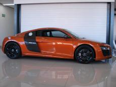 2013 Audi R8 V10 plus Coupe S Tronic - Side
