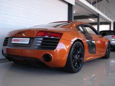 2013 Audi R8 V10 plus Coupe S Tronic - Rear 3/4