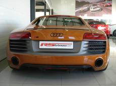 2013 Audi R8 V10 plus Coupe S Tronic - Rear