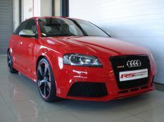 2011 Audi RS3 Sportback S tronic