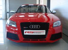2011 Audi RS3 Sportback S tronic - Front