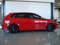 2011 Audi RS3 Sportback S tronic - Side