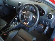 2011 Audi RS3 Sportback S tronic - Interior