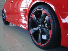 2011 Audi RS3 Sportback S tronic - Detail