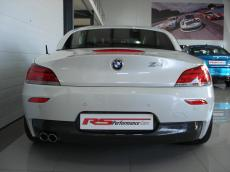 2016 BMW Z4 sDRIVE28i M-Sport A/T - Rear