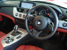 2016 BMW Z4 sDRIVE28i M-Sport A/T - Interior