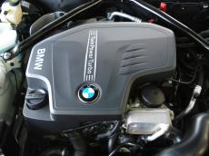 2016 BMW Z4 sDRIVE28i M-Sport A/T - Engine