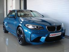 2016 BMW M2 Coupe M-DCT